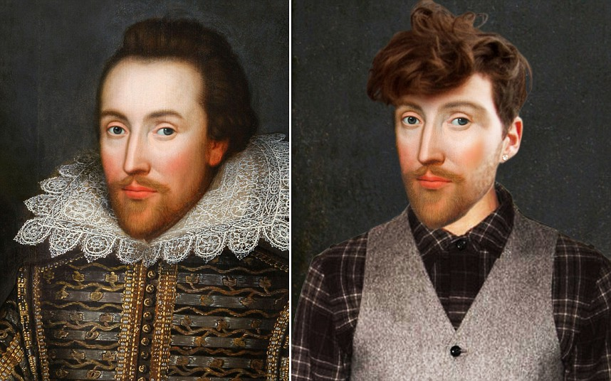 Early Modern and Hipster Shakespeare of