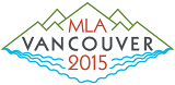 Modern Language Association (MLA) Convention 2015